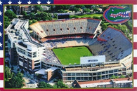 Ben Hill Griffin Stadium at Florida Field (VD.032)