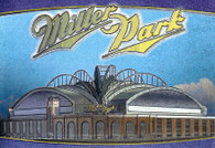 Miller Park (No# Foil finish)