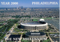 Philadelphia Veterans Stadium & First Union Spectrum (CTY-2002)