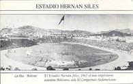 Hernando Siles (No# Hernando Siles)