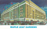 Maple Leaf Gardens (No Publisher-Toronto)