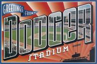 Dodger Stadium (1997 Team Issue (1))