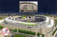 New Yankee Stadium (Partners NYY logo)