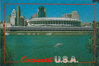 Riverfront Stadium (116 (Cincinnati USA))