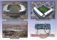 3 Estadios of Guayaquil, Ecuador (GRB-1450)