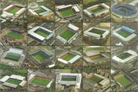 20 Stadiums of the English Premier League