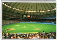 Kingdome (1992 Stadium Views-Kingdome)