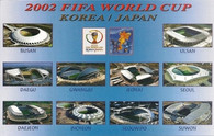 2002 FIFA World Cup Stadiums (Korea) (GRB-1093)