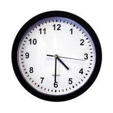 Wall Clock Hidden Camera w/ Wifi Remote View (90-Day Standby Battery)