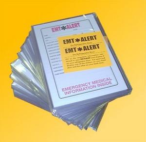 Magnetic Emt-Alerts