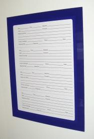 iMag Magnetic Document Frames