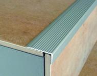 Aluminium Stair Nosing For Laminate,Carpet,Tile & Lino