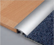 Aluminium Door Threshold Transition Strips For 0-12mm Difference In Floor Levels