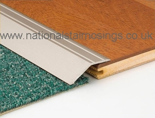 Ramp transition profile for floors with 5 22mm height for Floor profile