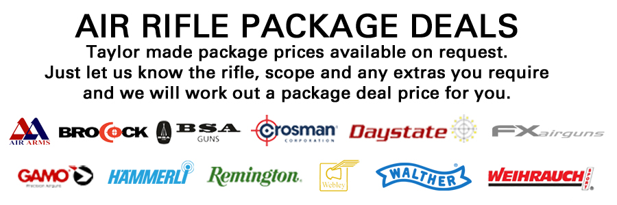 Air Rifle Package Deals On Sale