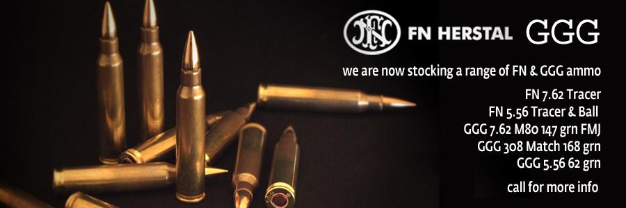 FN & GGG Ammo
