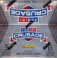 2013/14 Panini Crusade Basketball Hobby Box