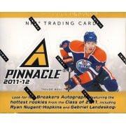 2011/12 Panini Pinnacle Hockey Hobby Box