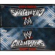 2011 Topps WWE Champions Wrestling Hobby Box