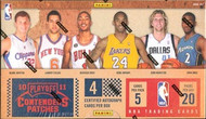2010/11 Panini Playoff Contenders Patches Basketball Hobby Box