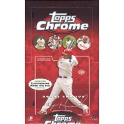 2008 Topps Chrome Baseball Hobby Box