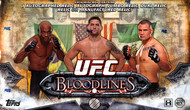 2014 Topps UFC Bloodlines Hobby Box