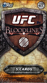 2014 Topps UFC Bloodlines Hobby Pack