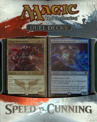Magic the Gathering Duel Decks Speed vs. Cunning Box