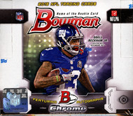 2015 Bowman Football Hobby Box