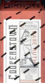 2015 Panini Cooperstown Baseball Hobby Box