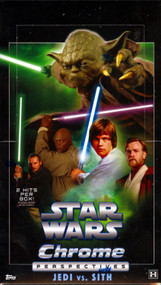 2015 Topps Star Wars Chrome Perspectives: Jedi Vs Sith Hobby Box