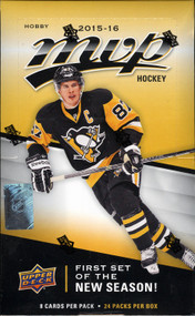 2015/16 Upper Deck MVP Hockey Box