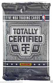 2014/15 Panini Totally Certified Basketball Hobby Pack