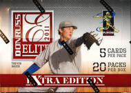 2011 Donruss Elite Extra Edition Baseball Hobby Box