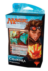 Magic The Gathering Kaladesh Planeswalker Deck Chandra Pyrogenius