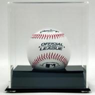 Saf-T-Gard Acrylic Baseball Display Case #AD12