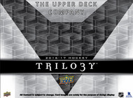 2016/17 Upper Deck Trilogy Hockey Hobby Box