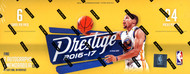 2016/17 Panini Prestige Basketball Hobby Box + 2 Panini Day Packs