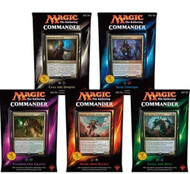 2015 Magic the Gathering Commander Deck Box
