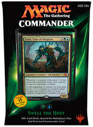 2015 Magic the Gathering Commander Swell The Host Sealed Deck