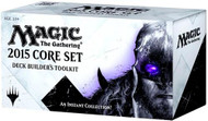 Magic the Gathering 2015 Core Set M15 Deck Builder's Toolkit Box