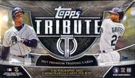 2017 Topps Tribute Baseball Hobby Box