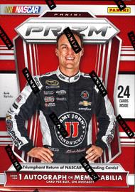 2016 Panini Prizm Racing Blaster Box