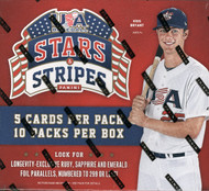2015 Panini Stars and Stripes Longevity Baseball Box