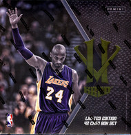 2015/16 Panini Kobe Bryant Hero Vs. Villain Basketball Box Set