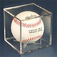 Pro-Mold Ball Cube III Baseball Holder w/ UV Protection