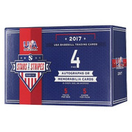 2017 Panini USA Stars and Stripes Longevity Baseball Box