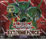 Yugioh Extreme Force 1st Edition Booster Box