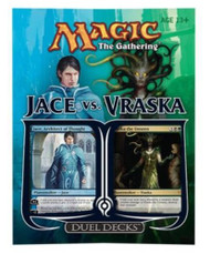 Magic the Gathering Duel Decks Jace vs Veraska