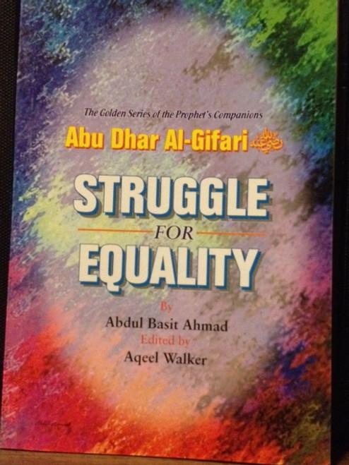 Abu Dhar Al-Gifari (Struggle For Equality) By Darussalam